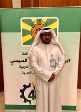 رئيس الاتحاد العام لعمال الكويت المهندس سالم العجمي