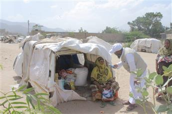 النجاة الخيرية: تسابق محموم لأهل الخير مع حملة إغاثة اليمن