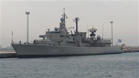 مصر: انطلاق تدريب بحري جوي مشترك مع اليونان وقبرص