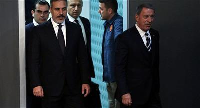 وزير الدفاع التركي: شراء «إس -400» الروسية لا يلغي التزامانا تجاه الناتو