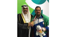 الرامي الكويتي منصور الرشيدي يتأهل لأولمبياد «طوكيو 2020»