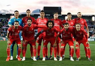 ريال مدريد يواصل عروضه المتذبذبة ويتعادل مع ليغانيس