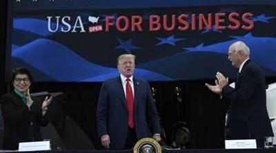 ترامب عن الخلاف التجاري مع الصين: سنفوز في كل الحالات