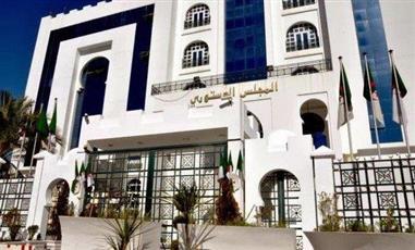 استقالة رئيس المجلس الدستوري في الجزائر الطيب بلعيز