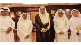 الشيخ فيصل الحمود: دعم وترويج المنتج المحلي لتعزيز الاقتصاد الوطني