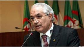رئيس المجلس الدستوري الطيب بلعيز