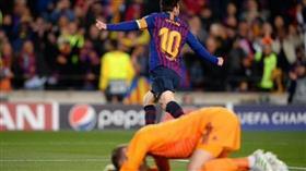 برشلونة يُسقِط مان يونايتد بثلاثية ويصعد لنصف نهائي دوري الأبطال