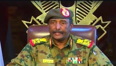 رئيس المجلس العسكري الانتقالي السوداني الفريق عبد الفتاح البرهان