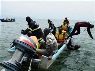 150 مفقودًا بعد غرق سفينة في شرق الكونغو الديمقراطية