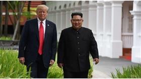 ترامب: القمة الثالثة مع كيم جونغ أون ستكون الأخيرة