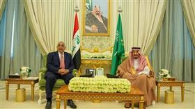 الملك سلمان: السعودية تقف مع العراق ويجمعنا به الدين والأمن والمصالح المشتركة
