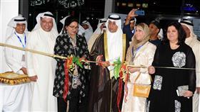 جانب من افتتاح فعاليات الدورة السادسة من مهرجان الكويت الدولي للمونودراما
