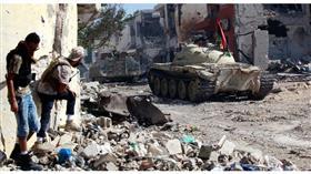منظمة الصحة العالمية: ارتفاع حصيلة قتلى معارك طرابلس إلى 213
