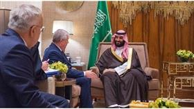 وفد روسي يبحث مع ولي العهد السعودي تطورات الشرق الأوسط