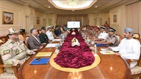 اجتماع للجنة الصداقة العسكرية العمانية الإيرانية المشتركة