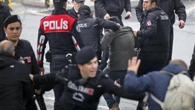 تركيا: اعتقال 13 شخصا للاشتباه في انتمائهم لـ«داعش»
