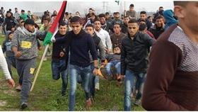 «الصحة الفلسطينية»: عشرات الإصابات برصاص الاحتلال الإسرائيلي في غزة