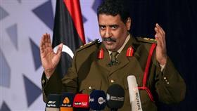 المتحدث باسم الجيش الوطني الليبي: مكالمة ترامب إقرار بدور الجيش في مكافحة الإرهاب