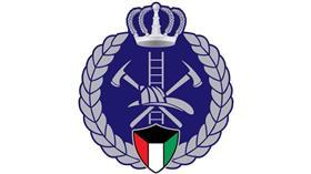 إصابة قائد صهريج نقل مجاري بعد انقلابه على تقاطع الملك فهد مع الدائري السابع