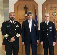 كلية دفاع «ناتو» تخرّج ضباطاً كويتيين