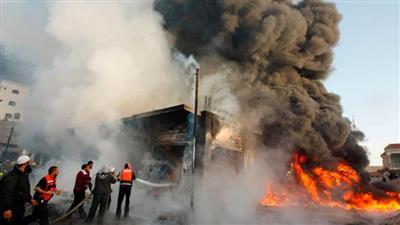 العراق.. مقتل ضابطين وإصابة 3 في انفجار جنوب الموصل