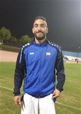 العداء الكويتي يوسف كرم