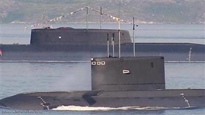 ستزود الغواصة بـ6 صواريخ نووية