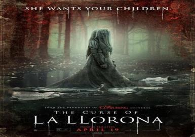 «لعنة لايورونا» يتصدر إيرادات السينما الأمريكية