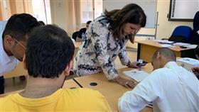 شفيقه العوضي: الهدف من التعاون لتدريب وتوظيف 30 شخصا من ذوي الإعاقة البسيطة والمتوسطة