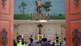الحكومة السريلانكية: «شبكة دولية» ضالعة في تفجيرات أمس