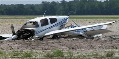 تحطم طائرة ركاب صغيرة في ولاية تكساس الأمريكية ومصرع جميع مستقليها