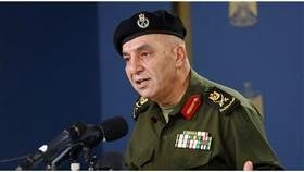المتحدث الرسمي باسم المؤسسة الأمنية في الضفة الغربية عدنان الضميري (أرشيف)