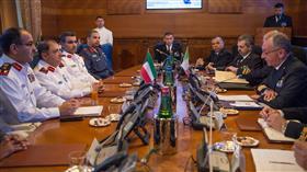 البحريتان الكويتية والإيطالية تبحثان أوجه التعاون العسكري المشترك