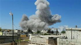 سوريا.. 7 قتلى بقصف للنظام على إدلب بينهم أطفال