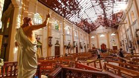 الشرطة السريلانكية: ارتفاع عدد القتلى في تفجيرات سريلانكا إلى 359 قتيل