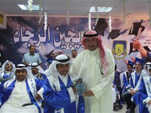 أحمد الغريب: جهود معلمي المدرسة طيلة 12 عاما وأولياء أمور الطلاب أثمرت عن الوصول لهذا اليوم