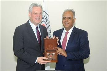 الصليب الأحمر: نثمن دعم الكويت المتواصل لأنشطة اللجنة الدولية