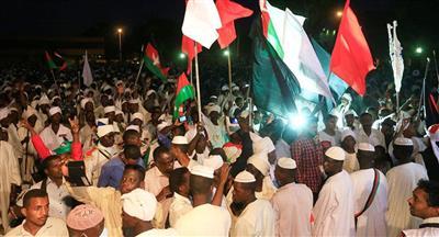 المعارضة السودانية تطالب بـ«أدلة» على اعتقال البشير