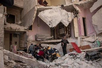 سوريا.. انفجار «مجهول» في إدلب يقتل 18 شخصا