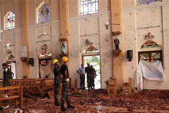 سريلانكا: تحذيرات من وقوع انفجار على مقربة من البنك المركزي في كولومبو