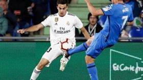 التعادل السلبي يسيطر على مباراة ريال مدريد وخيتافي