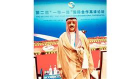 سفير دولة الكويت لدى الصين سميح جوهر حيات