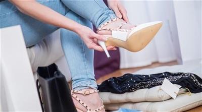 تحذير من ارتداء نفس الحذاء كل يوم