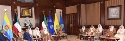 مدير المنظمة الدولية للهجرة: سمو أمير الكويت زعيم إنساني عالمي