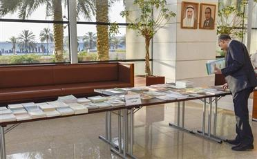 معرض «كتب مستعملة».. تبادل للأدب بين محبي القراءة في الكويت