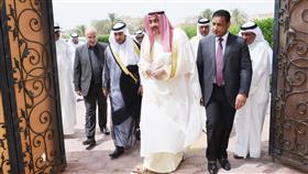 المستشار محمد شرار أولم على شرف عدد من شيوخ ووجهاء القبائل في الكويت والعراق