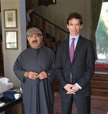 «النائب الأول» بحث مع وزير بريطاني المشاركة في تنفيذ «رؤية 2035»