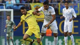 تشكيلة مباراة ريال مدريد وفياريال المتوقعة اليوم في الدوري الإسباني