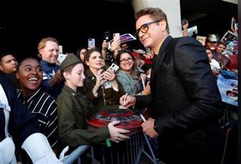 «المنتقمون» يحافظ على صدارة إيرادات السينما بأمريكا الشمالية
