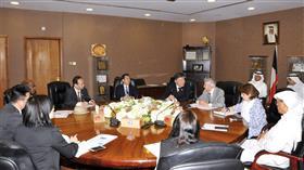 الصين: الكويت نموذج متميز في العمل الإنساني